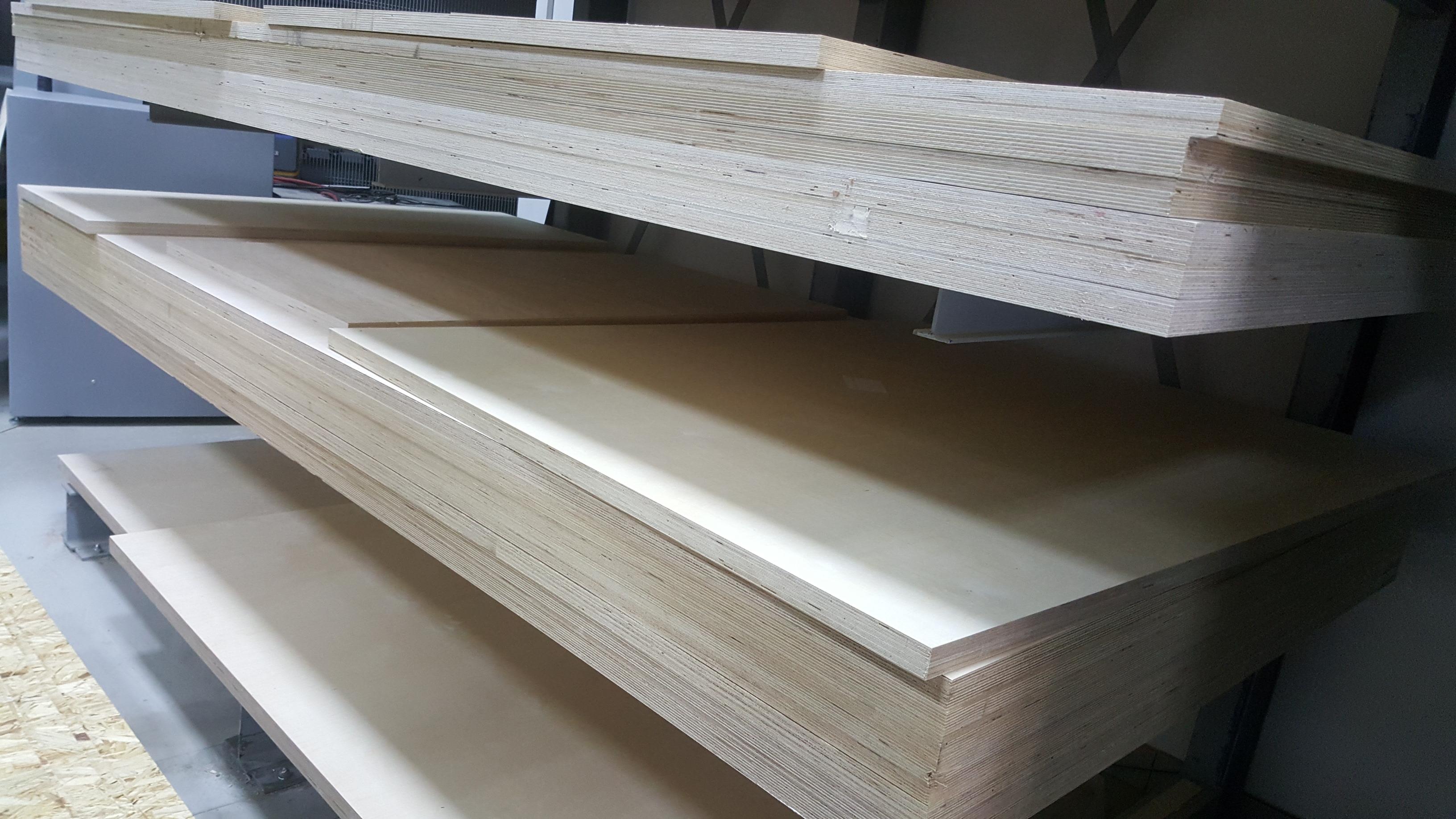 27mm Multiplex Zuschnitt L/änge bis 200cm Multiplexplatten Zuschnitte Auswahl 110x110 cm