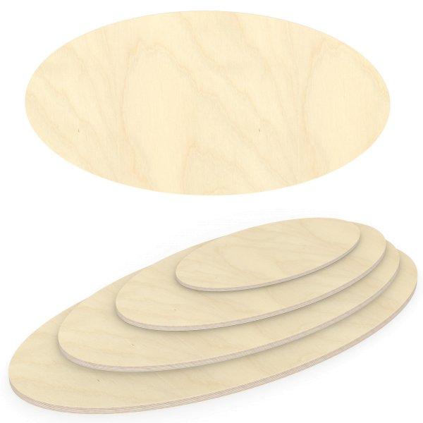 holzplatte tischplatte ellipse with tischplatte