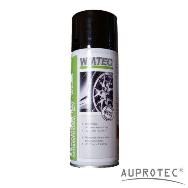 Keramikspray 400ml Spraydose weiß
